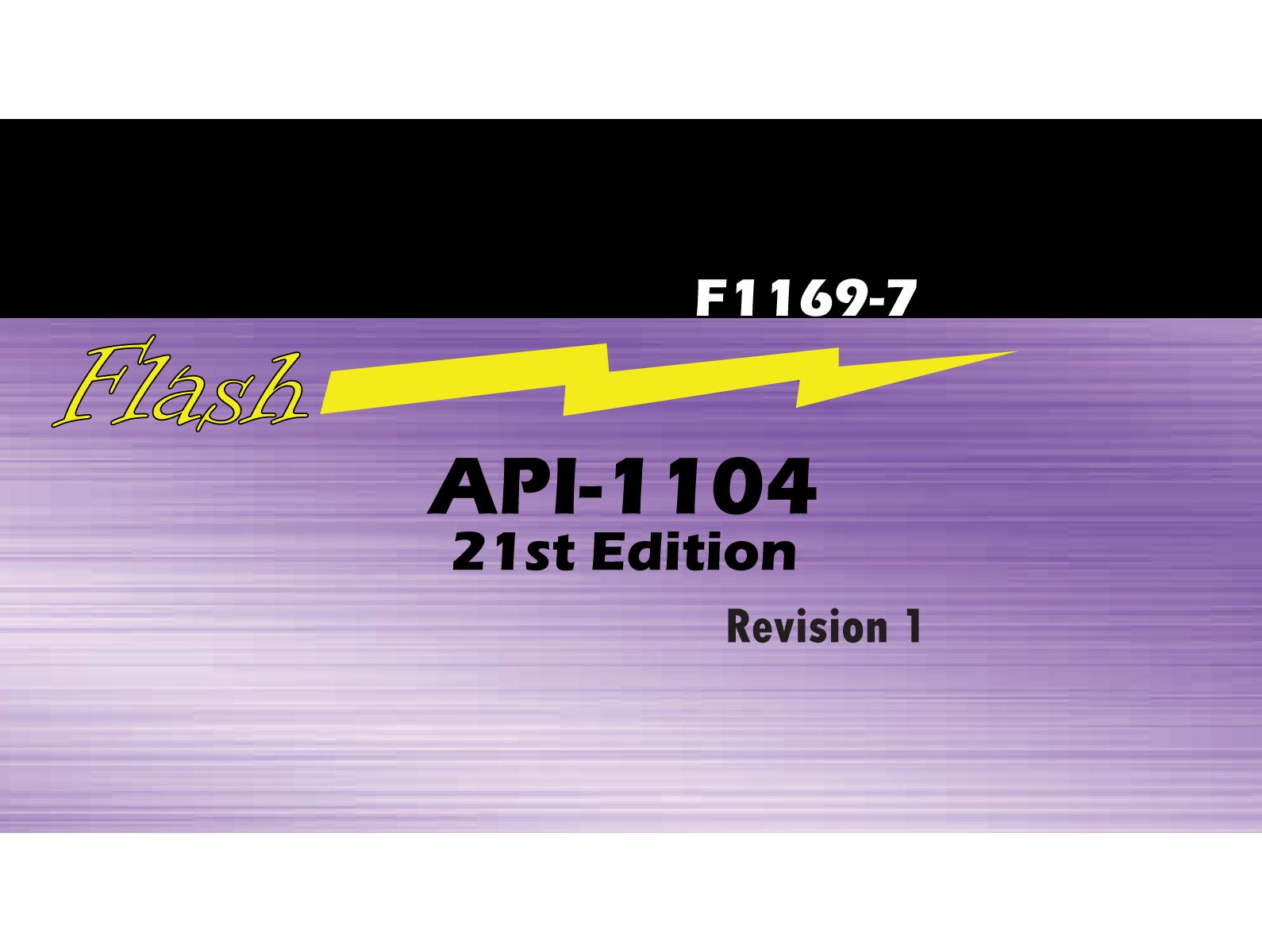 api standard 1104 21st edition pdf