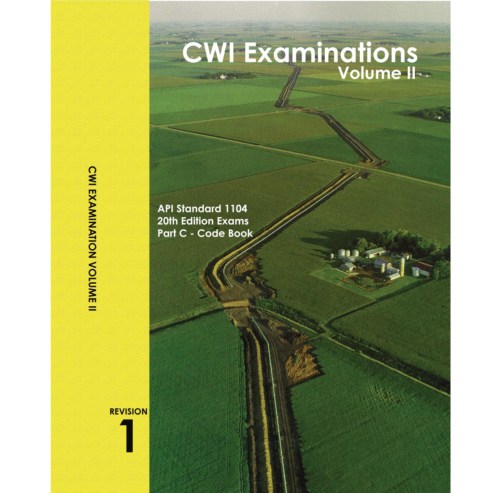 CERTIFIED WELDING INSPECTOR (CWI) PART B PRACTICAL ...